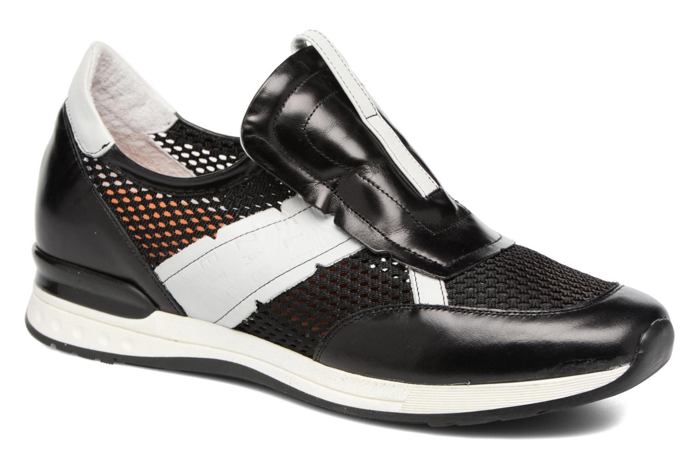 Sneakers Elizabeth Stuart Galia 986 Zwart detail