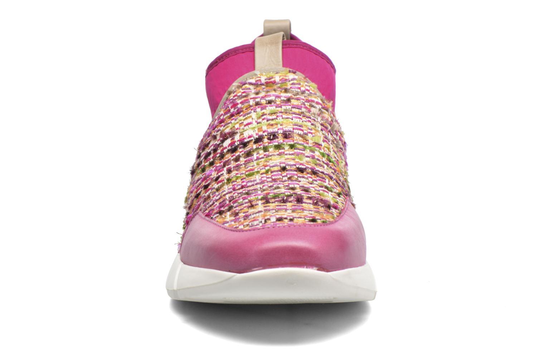 Baskets Elizabeth Stuart Goa 988 Rose vue portées chaussures