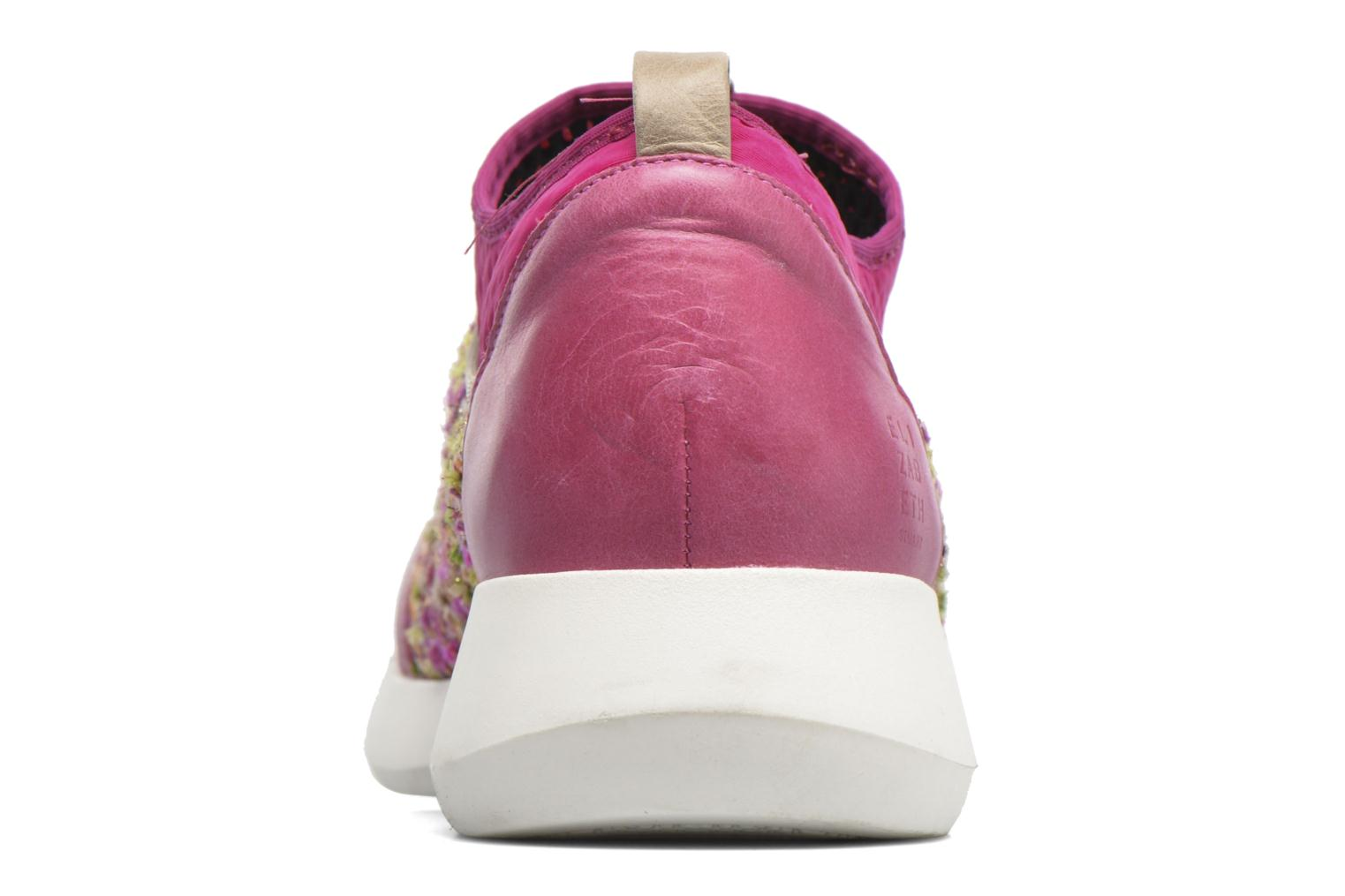 Trainers Elizabeth Stuart Goa 988 Pink view from the right
