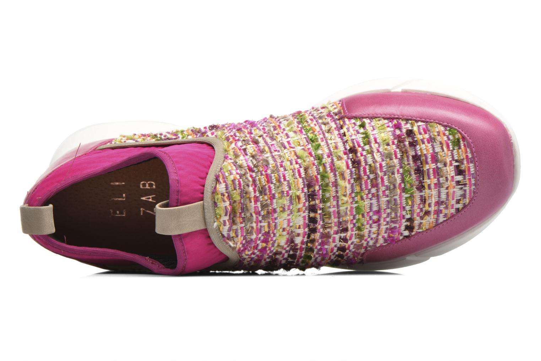 Sneakers Elizabeth Stuart Goa 988 Rosa immagine sinistra