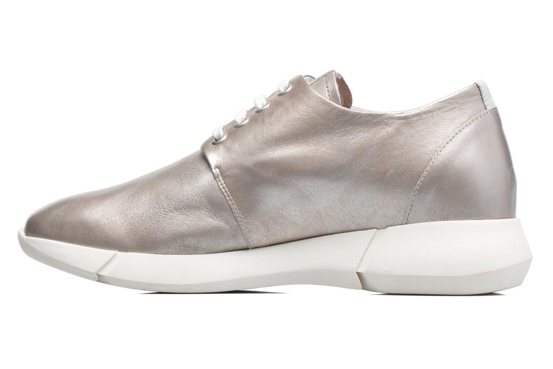 Sneakers Elizabeth Stuart Gozi 967 Zilver voorkant