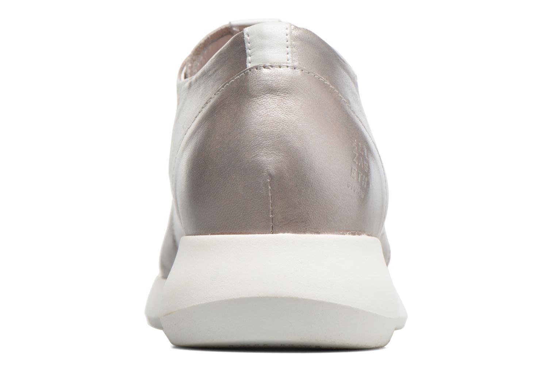 Sneakers Elizabeth Stuart Gozi 967 Zilver rechts
