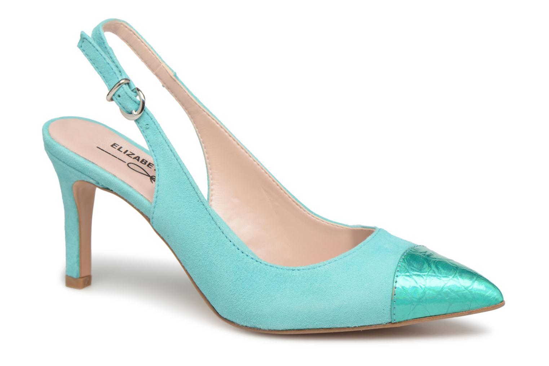 Cómodo y bien parecido Elizabeth Stuart Lin (Azul) - Zapatos de tacón en Más cómodo