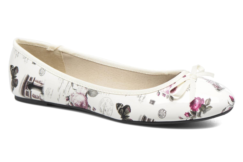 Zapatos promocionales Elizabeth Stuart Buz 415 (Blanco) - Bailarinas   Los zapatos más populares para hombres y mujeres