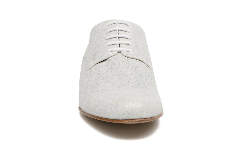 Chaussures à lacets Elizabeth Stuart Isere 415 Blanc vue portées chaussures
