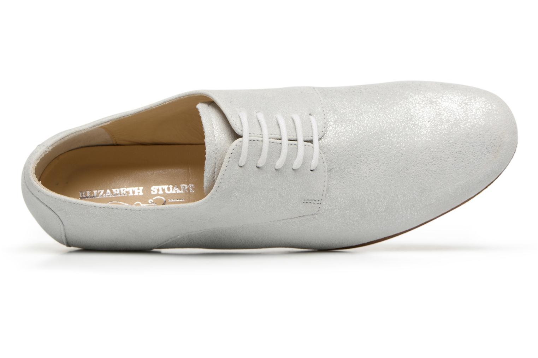 Chaussures à lacets Elizabeth Stuart Isere 415 Blanc vue gauche