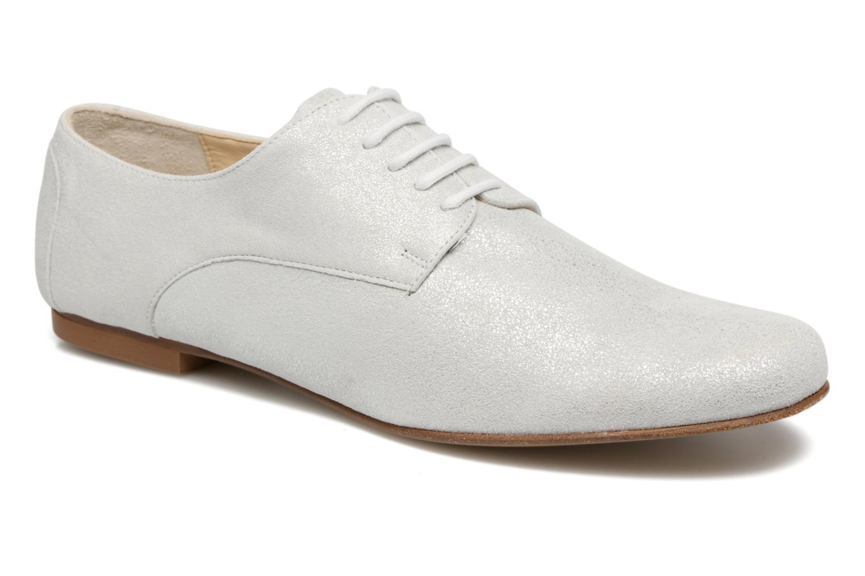 Chaussures à lacets Elizabeth Stuart Isere 415 Blanc vue détail/paire