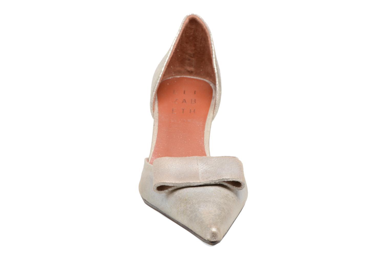 Grandes descuentos últimos zapatos Elizabeth Stuart Kess 415 (Plateado) - Zapatos de tacón Descuento