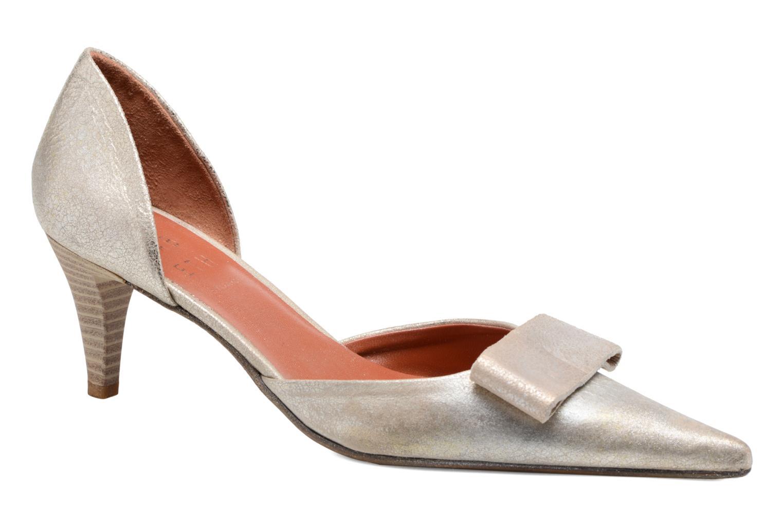 Zapatos de hombres y mujeres de moda casual Elizabeth Stuart Kess 415 (Plateado) - Zapatos de tacón en Más cómodo