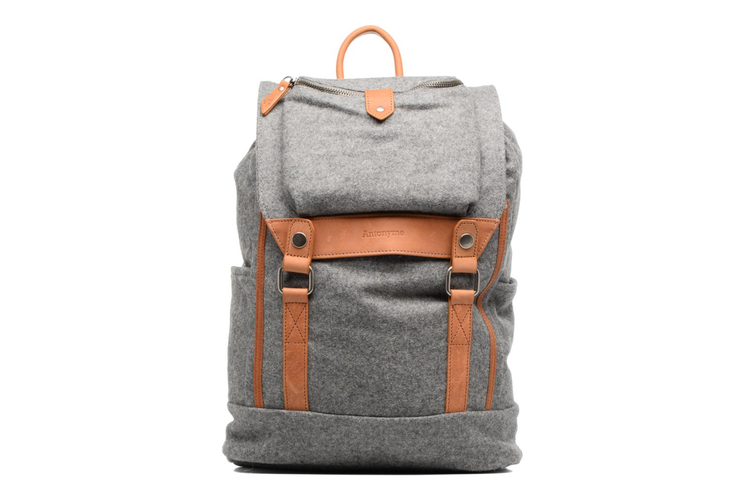 Rucksacks Antonyme by Nat & Nin Sac à dos Aaron Laine Grey detailed view/ Pair view