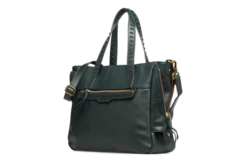 Handbags Nat & Nin Valentina Green model view