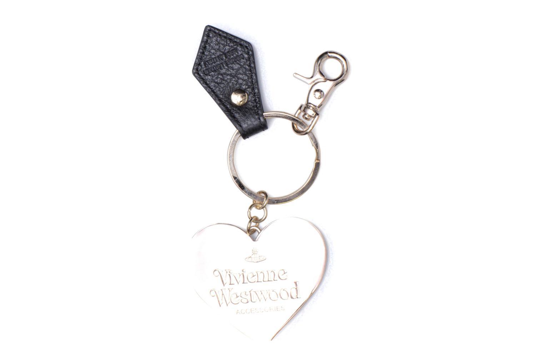 Porte-clés Miroir Cœur Black