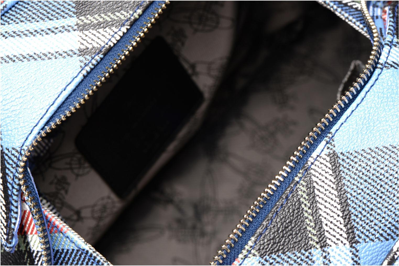 Handtaschen Vivienne Westwood Porté main Tartan Derby mehrfarbig ansicht von hinten