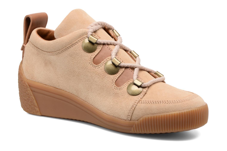 Grandes descuentos últimos zapatos See by Chloé Inna (Beige) - Zapatos con cordones Descuento