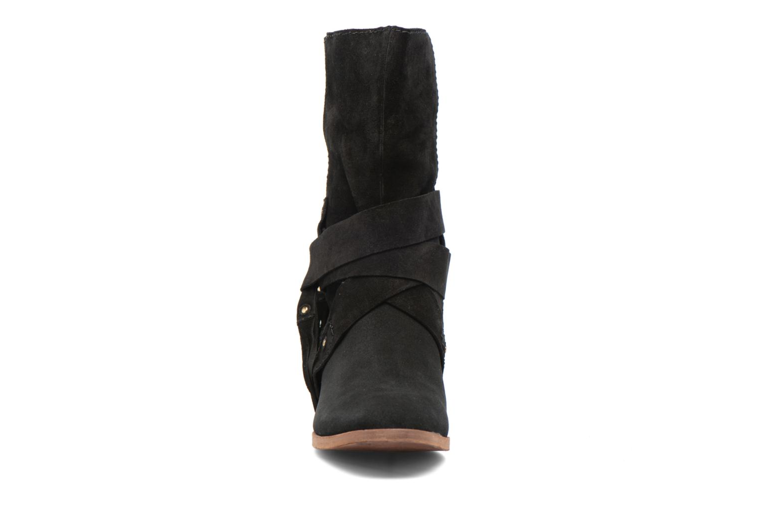 Ankle boots See by Chloé Dasha Black model view