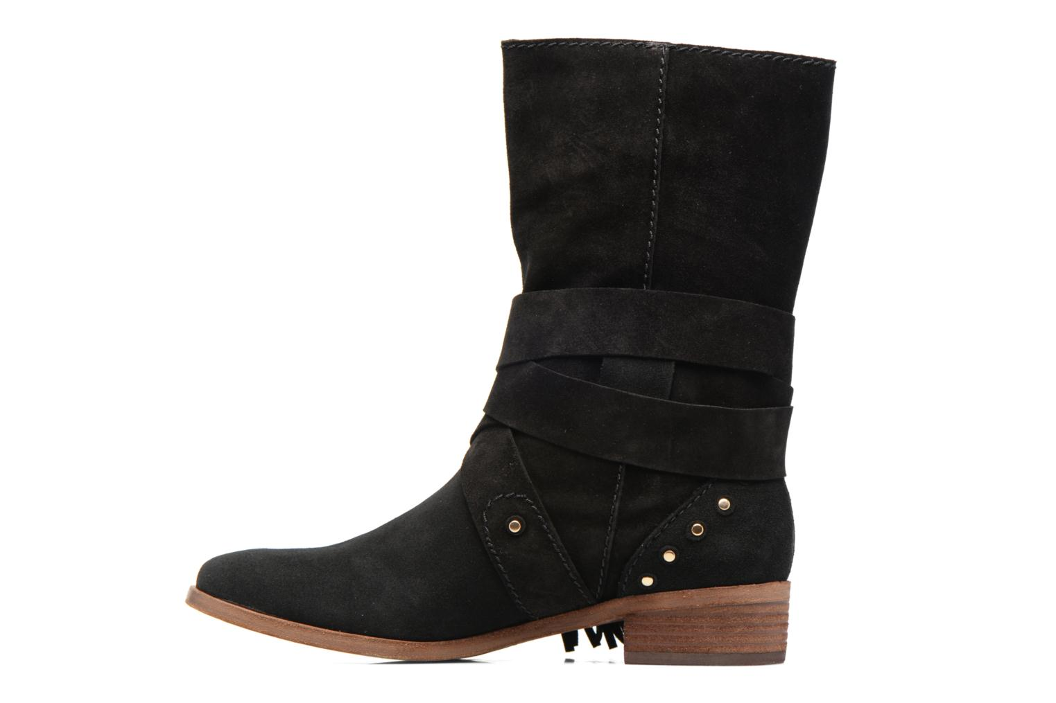 Ankle boots See by Chloé Dasha Black front view
