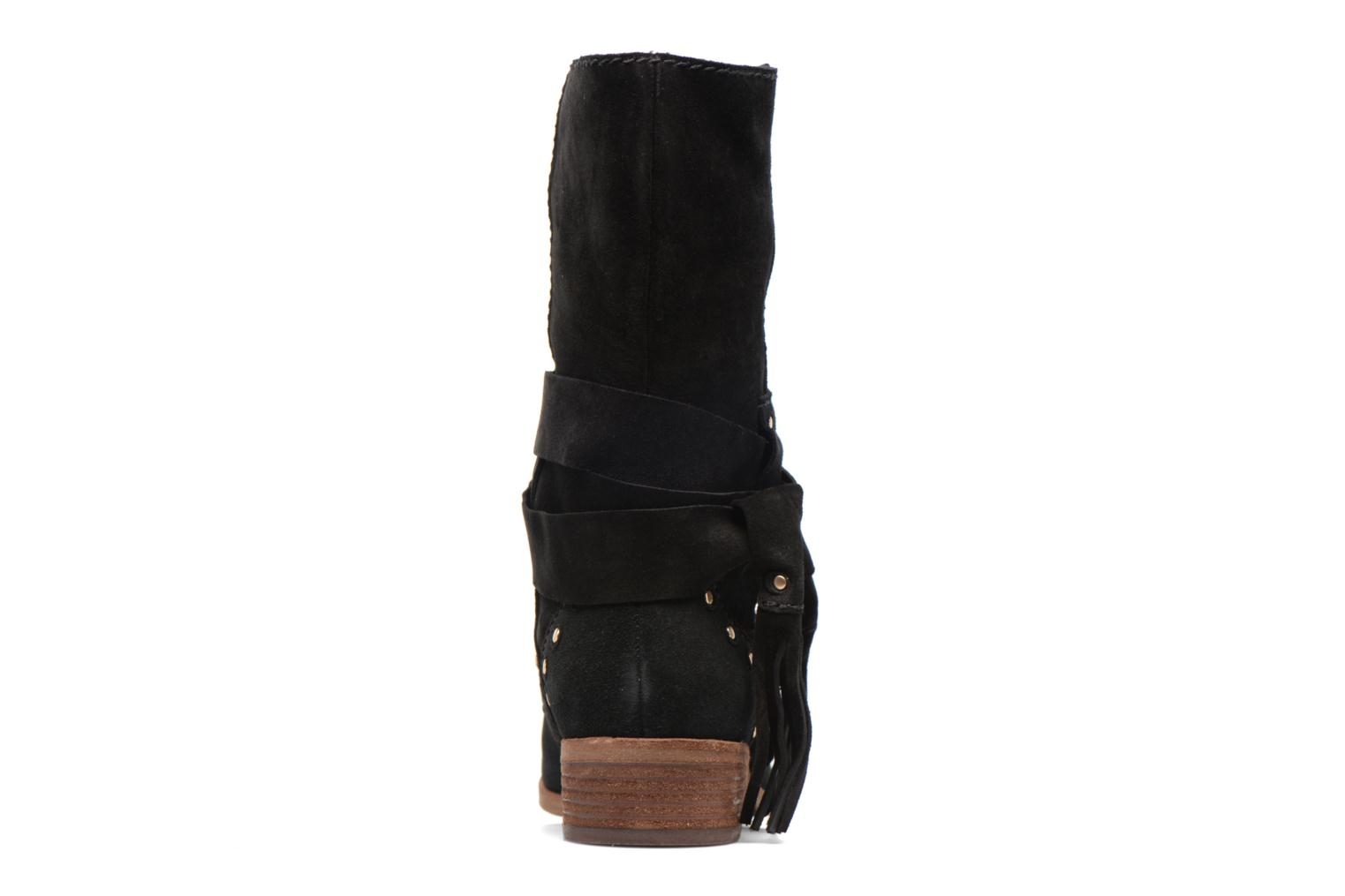 Ankle boots See by Chloé Dasha Black view from the right