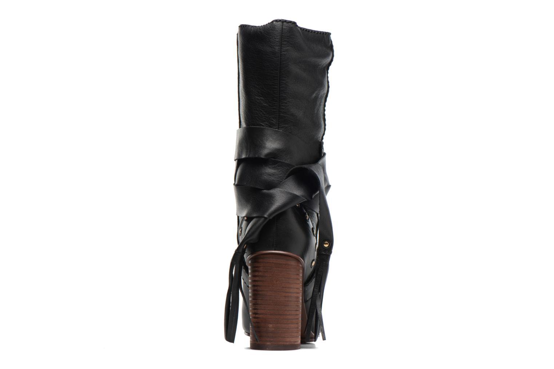Bottines et boots See by Chloé Dasha High Boot Noir vue droite