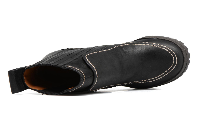 Bottines et boots See by Chloé Tanya Noir vue gauche