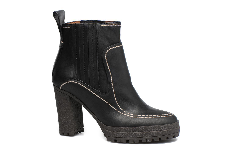 Grandes descuentos últimos zapatos See by Chloé Tanya (Negro) - Botines  Descuento