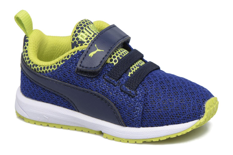 Puma - Kinder - Carson Runner Night Camo V Inf - Sneaker - blau riYbUu