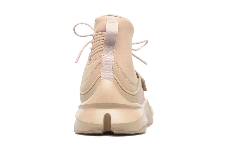 Sneakers Puma FENTY TRAINER WN Beige immagine destra