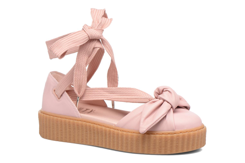Zapatos promocionales Puma FTY BOW CREEPER SAND (Rosa) - Sandalias   Gran descuento