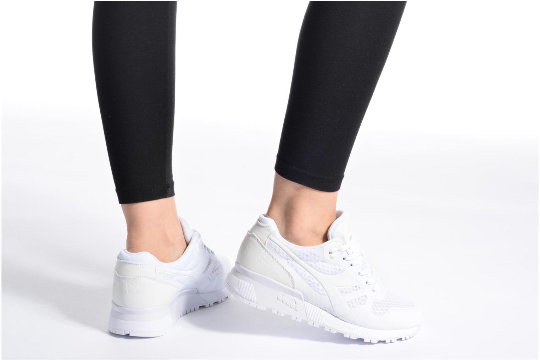 Sneakers Diadora N9000 MM II Bianco immagine dal basso