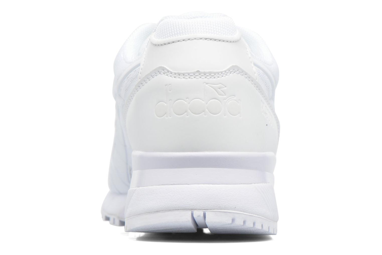 Baskets Diadora N9000 MM II Blanc vue droite