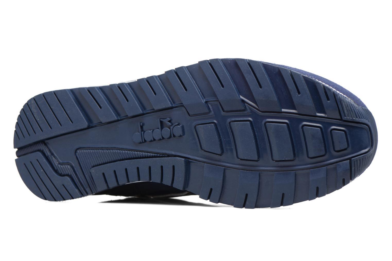 Sneaker Diadora N9000 III blau ansicht von oben