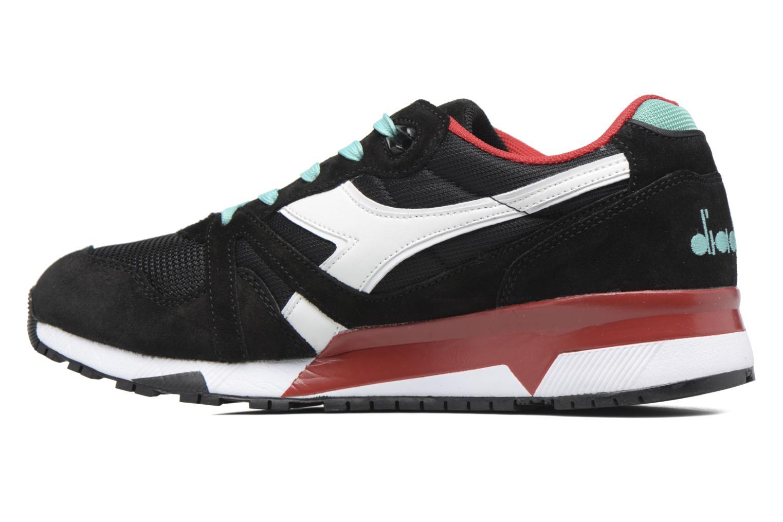 Sneaker Diadora N9000 III mehrfarbig ansicht von vorne