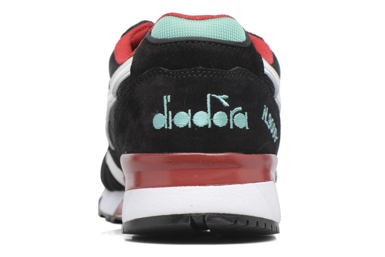 Sneaker Diadora N9000 III mehrfarbig ansicht von rechts