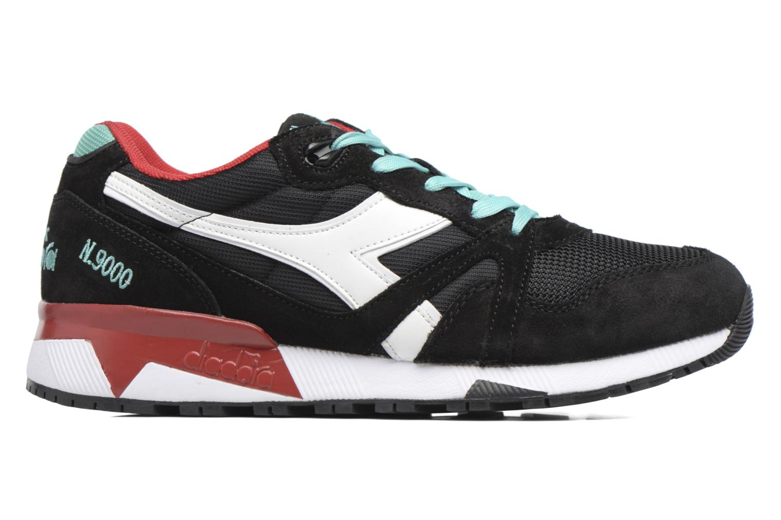 Trainers Diadora N9000 III Multicolor back view