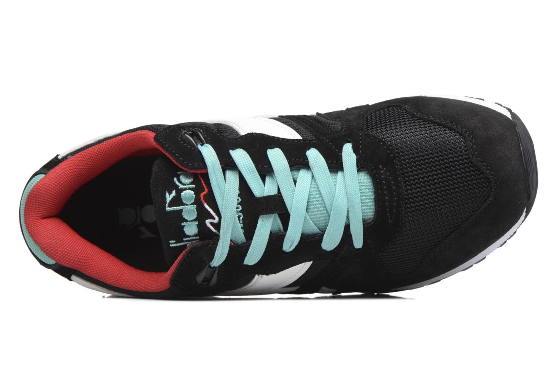 Sneaker Diadora N9000 III mehrfarbig ansicht von links