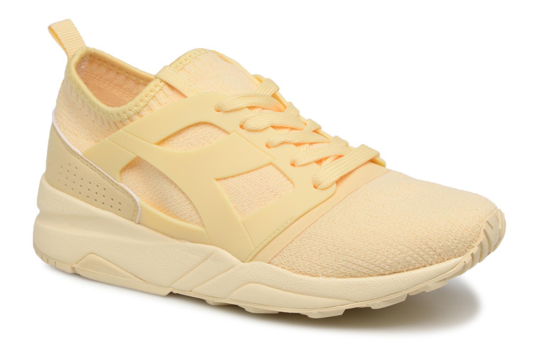 Zapatos de mujer baratos zapatos de mujer Diadora EVO AEON (Amarillo) - Deportivas en Más cómodo