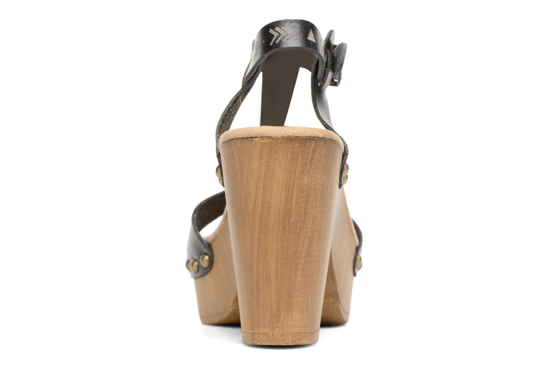 Sandali e scarpe aperte Coolway Colette Nero immagine destra