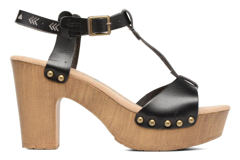 Sandali e scarpe aperte Coolway Colette Nero immagine posteriore
