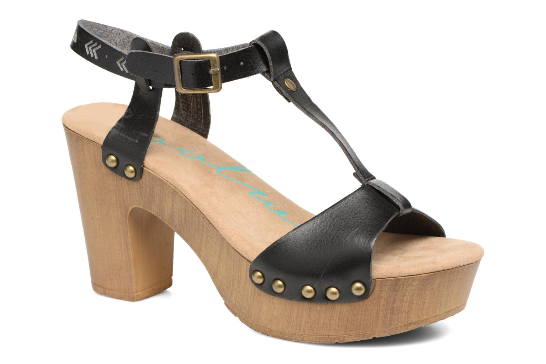 Sandalen Coolway Colette schwarz detaillierte ansicht/modell