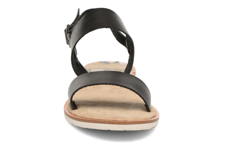 Sandalen Coolway Morel schwarz schuhe getragen