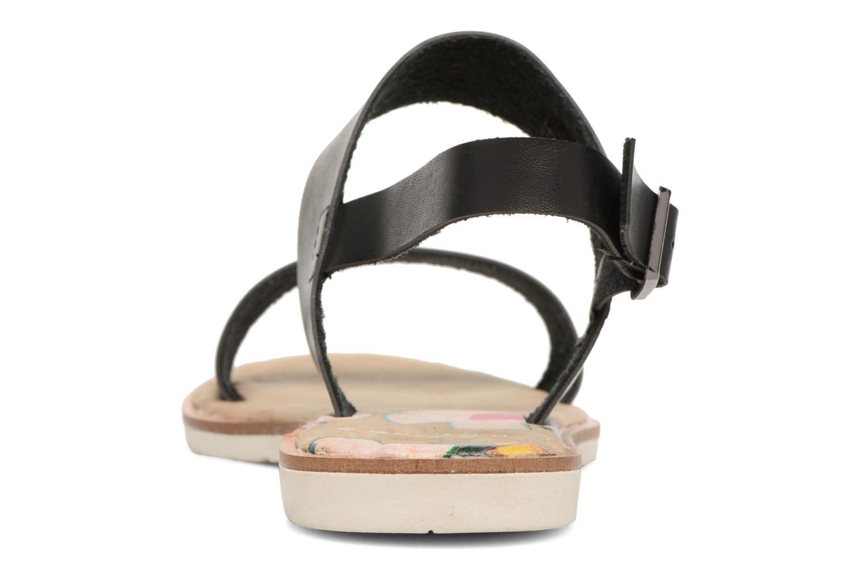 Sandali e scarpe aperte Coolway Morel Nero immagine destra