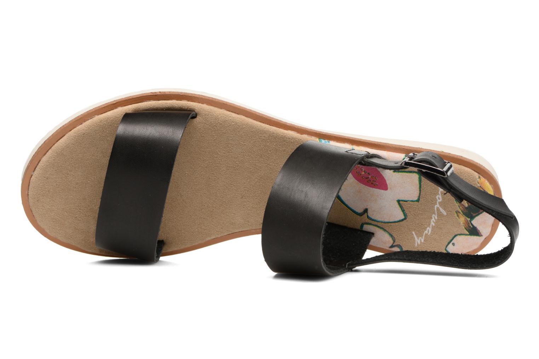 Sandali e scarpe aperte Coolway Morel Nero immagine sinistra