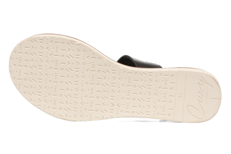 Sandali e scarpe aperte Coolway Morel Nero immagine dall'alto