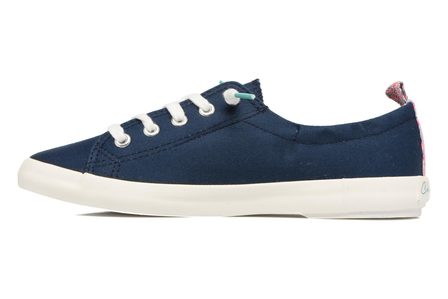 Lace-up shoes Coolway Tuna Blue front view