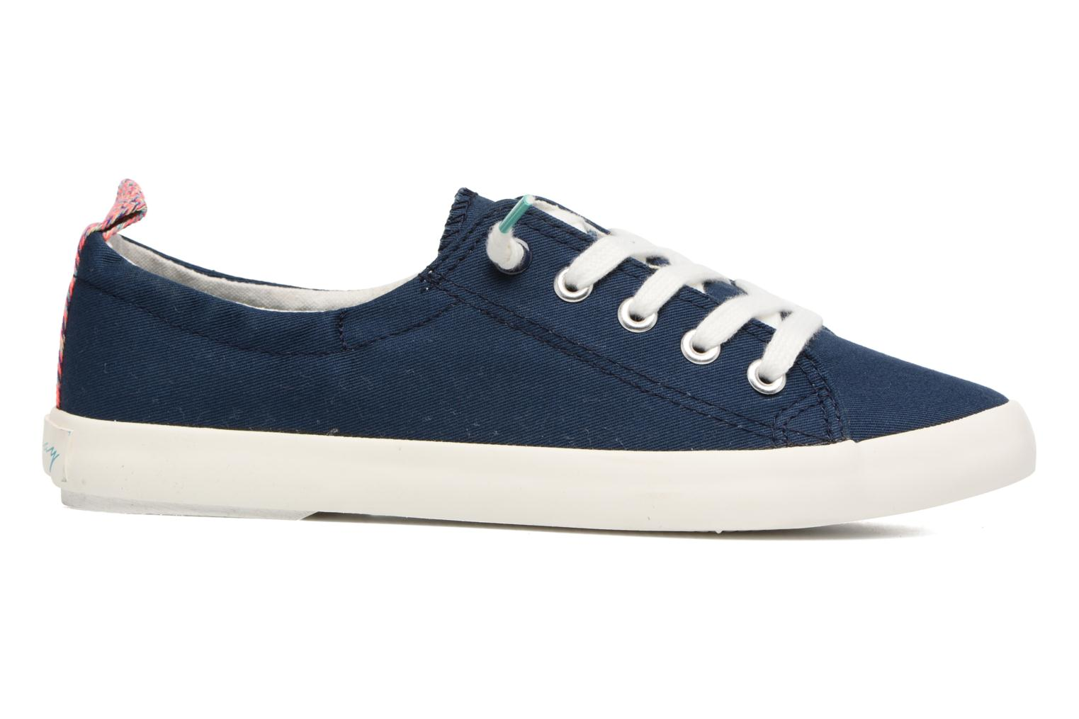 Lace-up shoes Coolway Tuna Blue back view