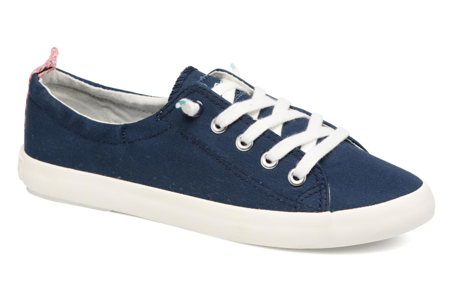 Lace-up shoes Coolway Tuna Blue detailed view/ Pair view
