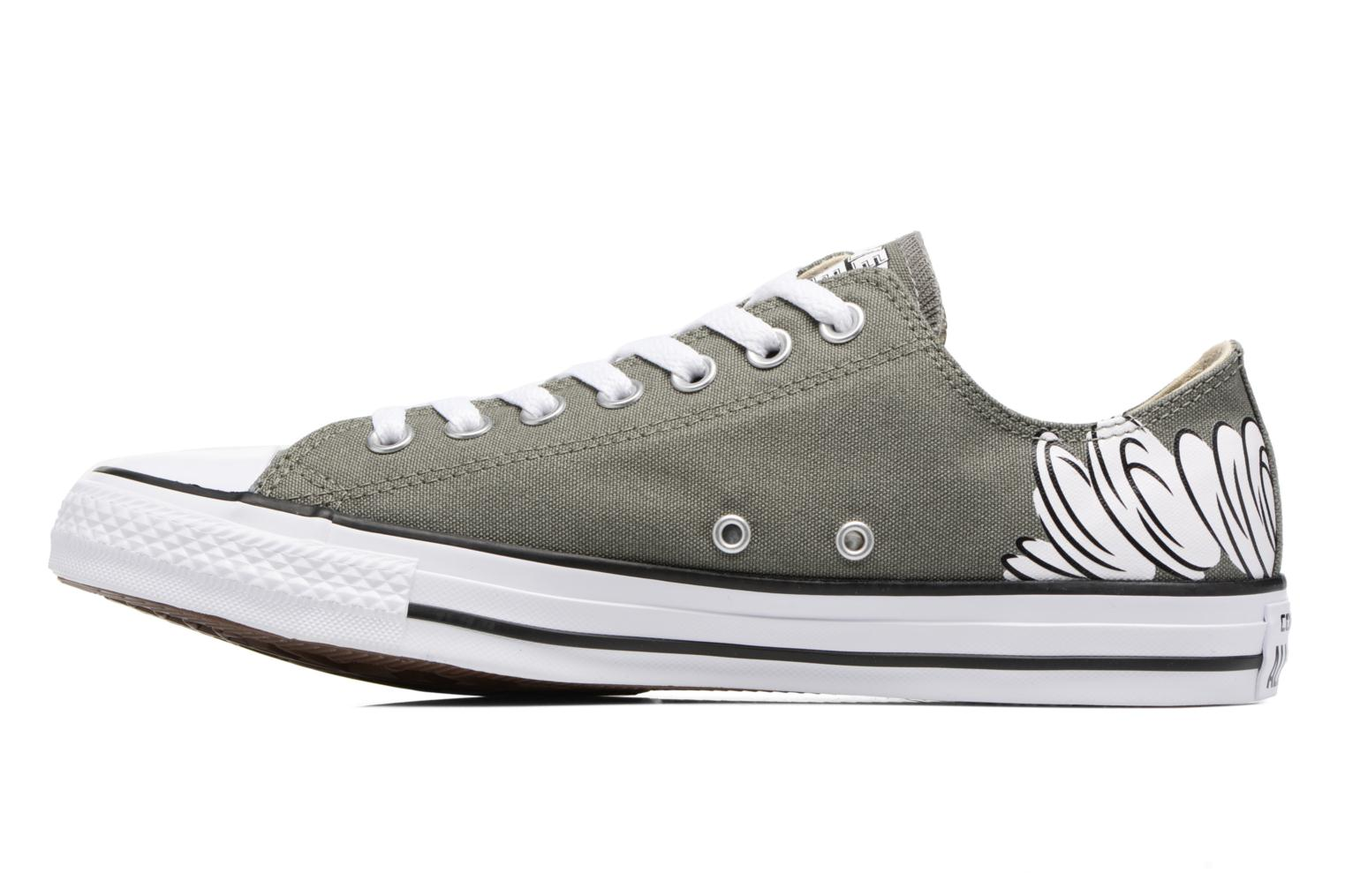 Sneakers Converse Chuck Taylor All Star  Looney Tunes Ox Verde immagine frontale