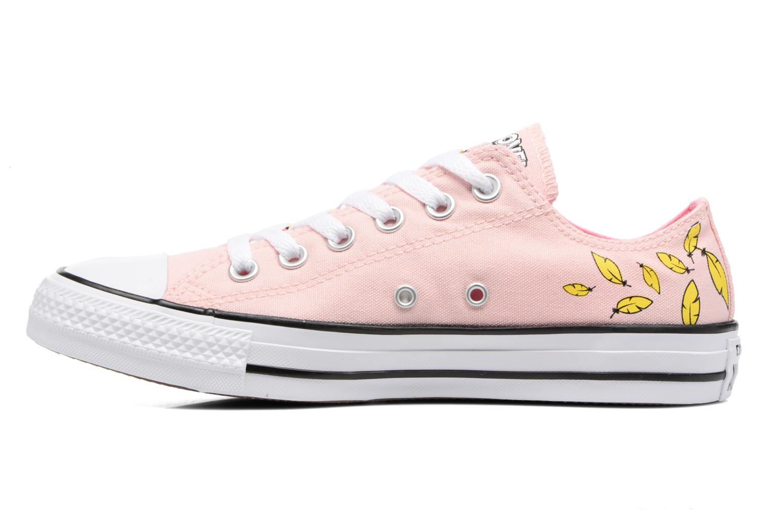 Baskets Converse Chuck Taylor All Star  Looney Tunes Ox W Rose vue face