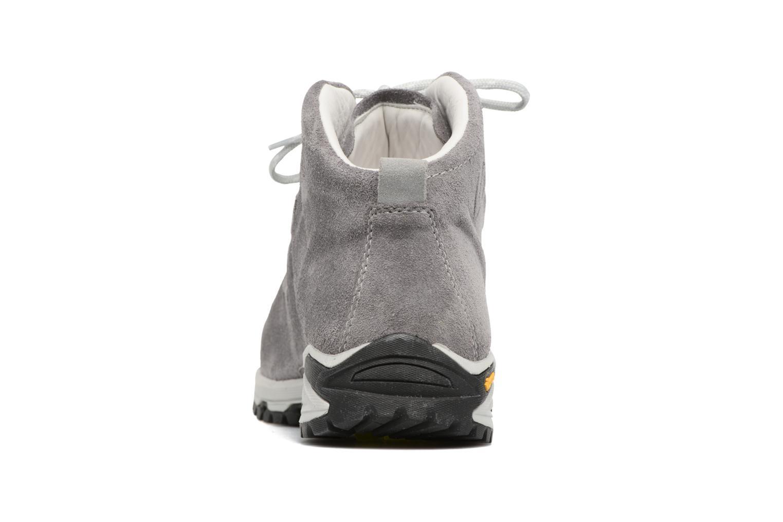 Zapatillas de deporte Kimberfeel SELLA Gris vista lateral derecha