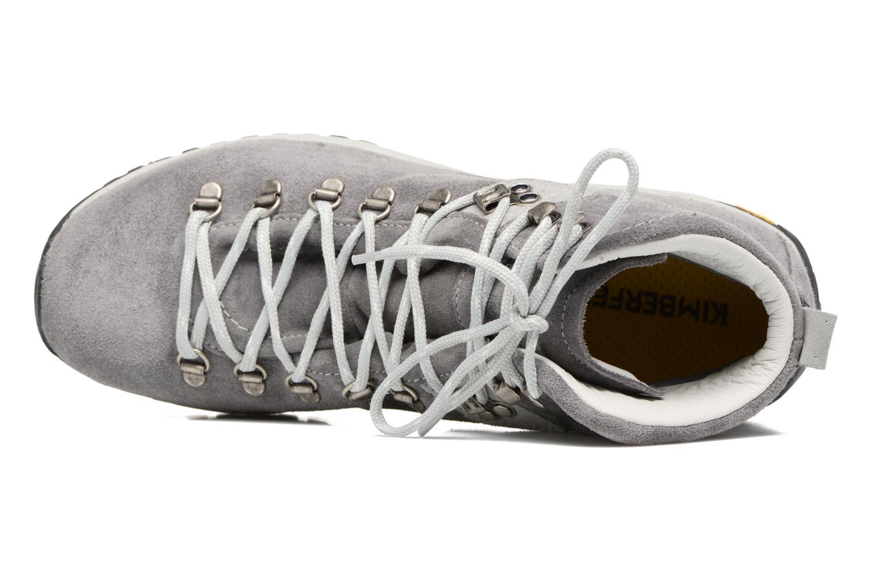 Sportschuhe Kimberfeel SELLA grau ansicht von links