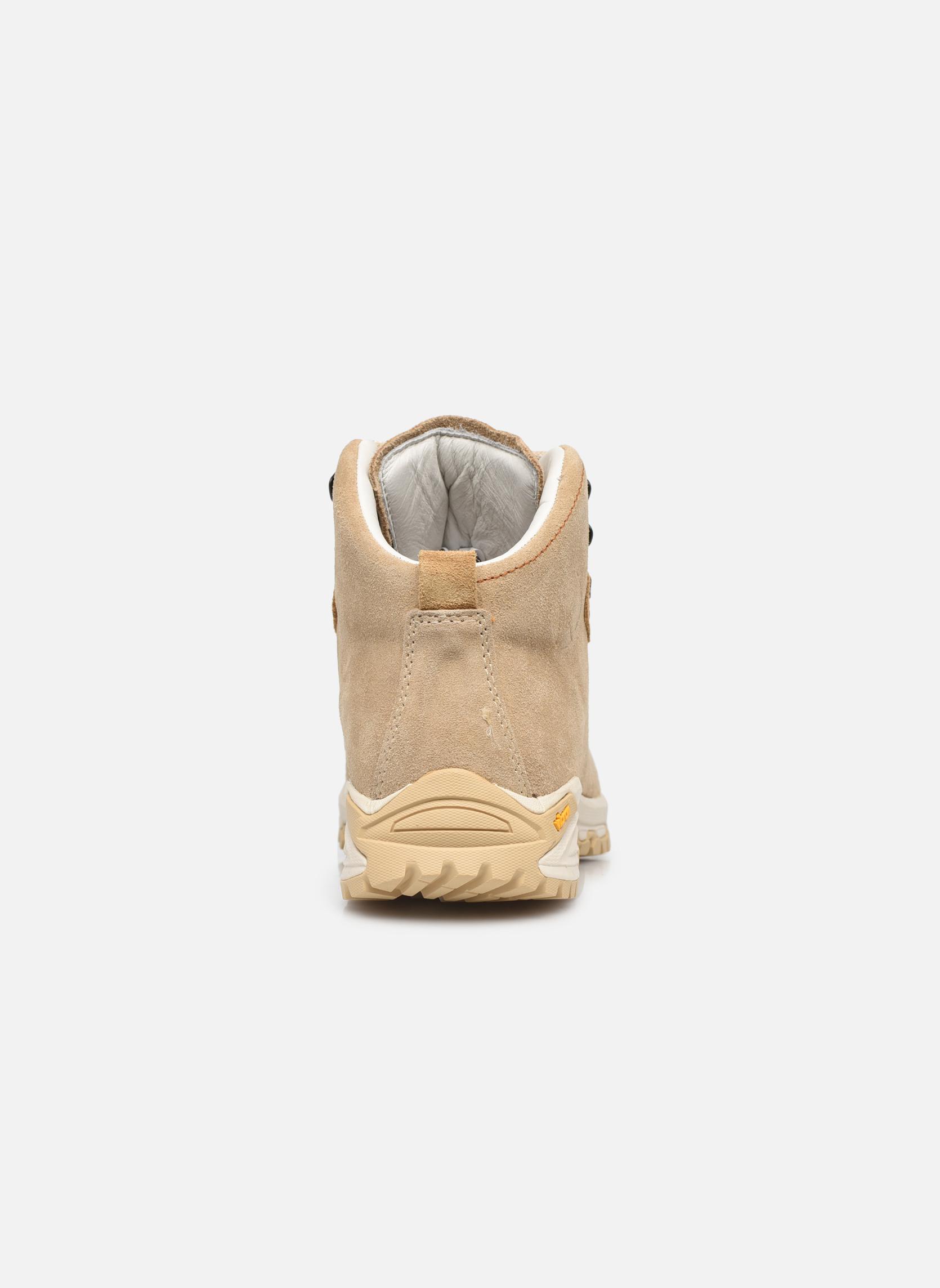 Chaussures de sport Kimberfeel SELLA Beige vue droite